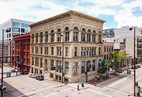 Fourth & Plum Apartments, Cincinnati, OH