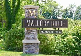 Mallory Ridge Apartments, Bloomfield, CT