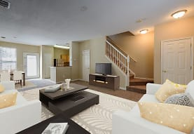 Falls Creek Apartments & Townhomes, Raleigh, NC