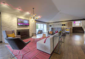 Resident Lounge, Woodbury Gardens Apartments and Townhomes