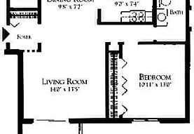 Darlington Court Apartments, Crystal Lake, IL