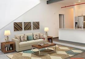 Bass Loft Apartments, Atlanta, GA