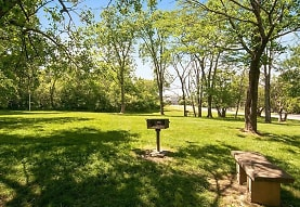 view of mother earth's splendor featuring an expansive lawn, Carriage Hill