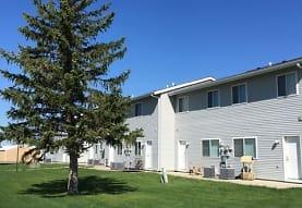 Homestead Townhouses, Winner, SD
