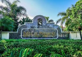 Falls Of Pembroke, Pembroke Pines, FL