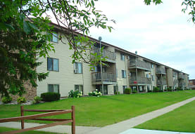 surrounding community featuring a yard, Griffin Court Apartment Community