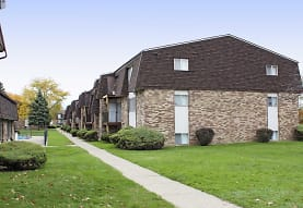 The Glens Apartments, Harrison Township, MI