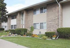Camelot Apartments, Ypsilanti, MI