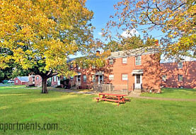 Classic American Townhomes and Apartments, Syracuse, NY
