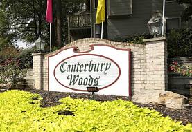Canterbury Woods, Memphis, TN