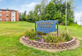 Colonial Estates, Mount Vernon, OH