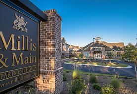 Millis and Main, Jamestown, NC