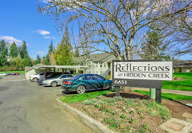Reflections at Hidden Creek Apartments, Keizer, OR