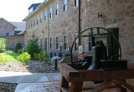 Ames Shovel Works Apartments, Easton, MA