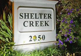 Shelter Creek, San Jose, CA