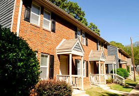 Forest Edge Townhomes, Raleigh, NC