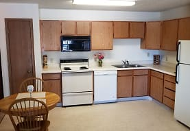 Colorado Park Apartments, Muscatine, IA