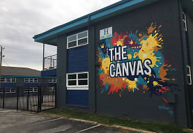 The Canvas Apartments, Nashville, TN