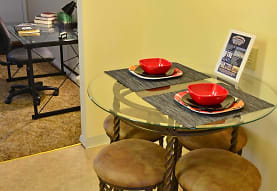 Evergreen Terrace Apartments (ETSU/JCMC), Johnson City, TN