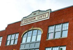 Coliseum Lofts, Richmond, VA
