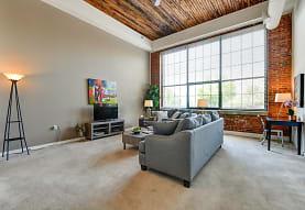 Tindeco Wharf Apartments, Baltimore, MD