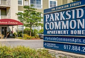 Parkside Commons, Chelsea, MA