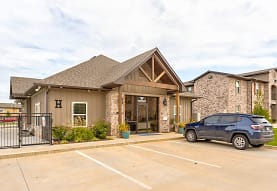 The Frisco Apartments, Rogers, AR