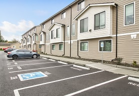 Allenmore Brownstones, Tacoma, WA