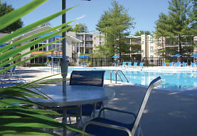 view of swimming pool, The Apartments at Bonnie Ridge