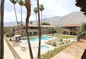 San Jacinto Racquet Club, Palm Springs, CA