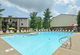 Country Club Apartments, Huntington, WV