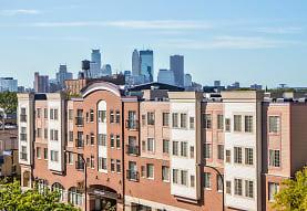 New Boston Square Apartments, Minneapolis, MN
