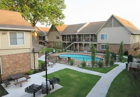The Village at Brookside Apartments - Tulsa, OK 74105