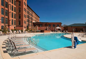 Loray Mill Lofts Apartments, Gastonia, NC