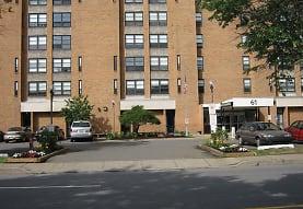 Martin D. Popky, B'nai B'rith Senior Apartments, Wilkes Barre, PA