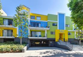 Croft Plaza, West Hollywood, CA