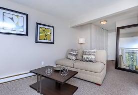 view of living room, Autumn Ridge Studio