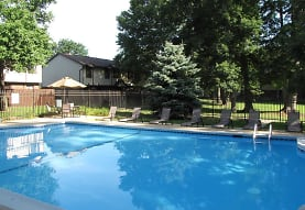 Wood Ridge Apartments And Townhomes, Toledo, OH