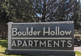 Boulder Hollow, Salt Lake City, UT