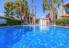 Mojave Blue, Palm Springs, CA