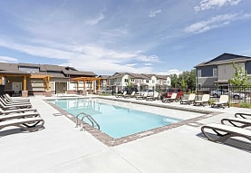 Willow Point Townhomes, Denver, CO