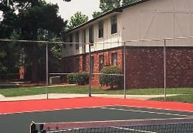 view of sport court, Riverwood Apartments