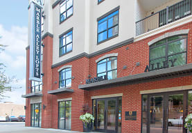 Marble Alley Lofts, Knoxville, TN