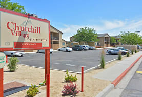 Churchill Village, Fallon, NV