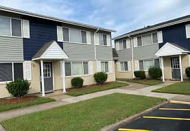 Mercury West Apartments, Hampton, VA