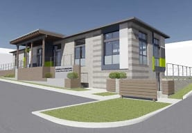 Dunfield Townhomes and Apartments, Nottingham, MD