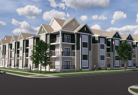 view of building exterior, The 85 at Maple Grove