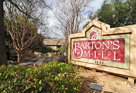 Barton's Mill, Austin, TX