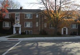 Nob Hill Apartments, Ann Arbor, MI