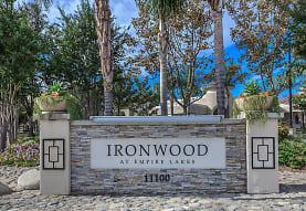 Ironwood, Rancho Cucamonga, CA